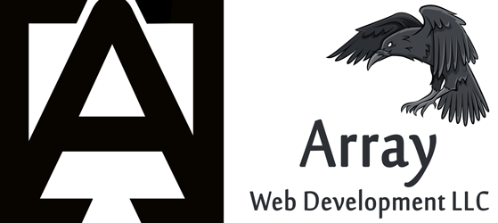 Array Web Development services logo.